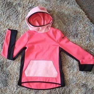 youth size medium Nike dri-fit hoodie